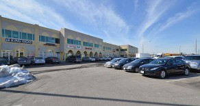Office Space for Lease in Busy Plaza of Mississauga