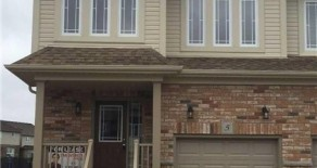 House for Lease in Guelph Ontario