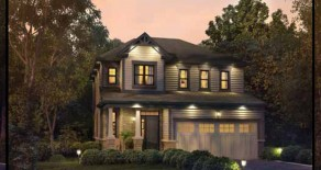 New Homes in Collingwood, Ontario