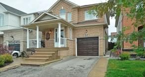 Detached Home in Brampton