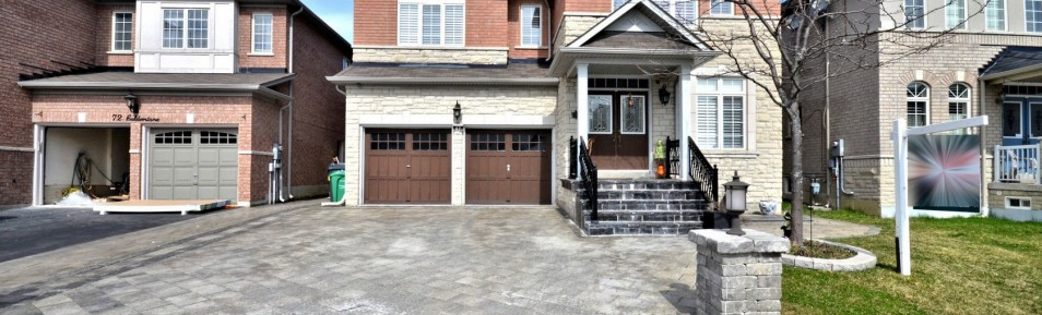 DETACHED HOME IN BRAMPTON ONTARIO